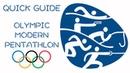 Quick Guide to Olympic Modern Pentathlon