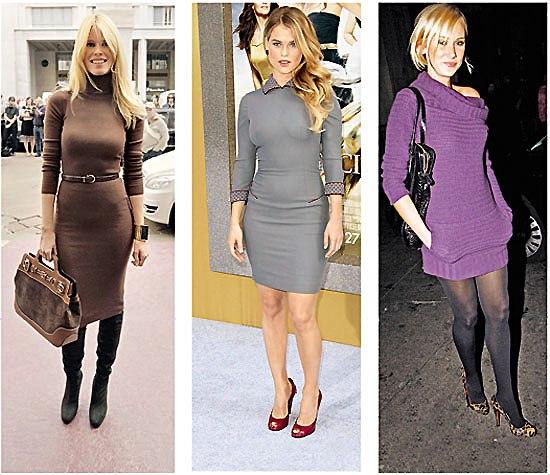 Какую обувь одеть под платье ниже колен