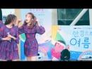 180805 YTN Radio ▶ Busters(버스터즈) Grapes(포도포도해) _u0026 Dream on(내꿈꿔)[Rehearsal] - MinJi(민지) @여의도