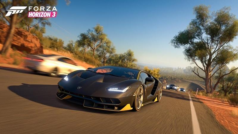 Forza Horizon 3 ❗❗❗Тестовый стрим❗❗❗
