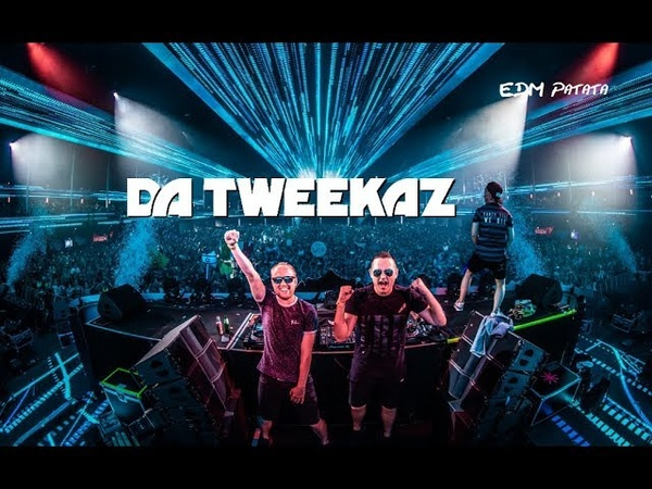 Da Tweekaz [Hardstyle Drops Only] @ Tomorrowland 2018 - Coone And The Gang