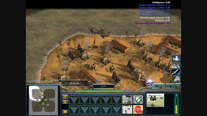 CC Generals Zero Hour - Alpha Alliance