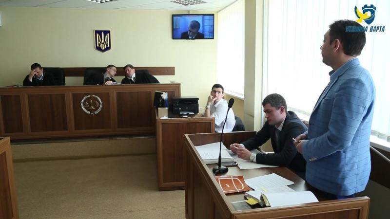 Судебное заседание по делу Александра Щеголева (18.4.2018)