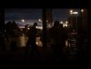 Оупен в Арт-сквере под ротондой (16.09.18)