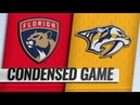 Florida Panthers vs Nashville Predators | Jan.19, 2019 | Game Highlights | NHL 2018/19 | Обзор матча