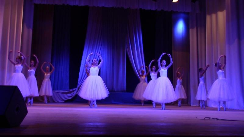 Шопениана Отчетный концерт ДК МГОКа 16/03/18