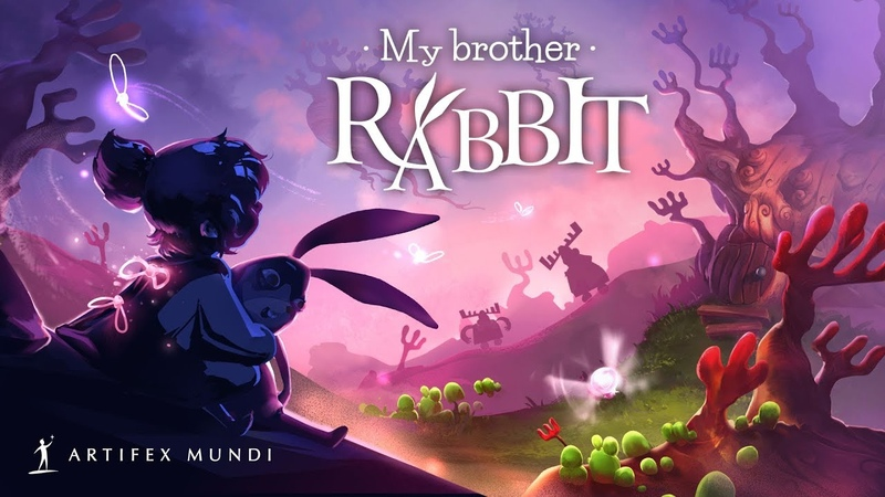 My Brother Rabbit Announce Trailer - Fall 2018 [Steam, Xbox One, PS4, Nintendo Switch]