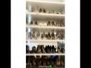 У Кайли есть отдельная комната для обуви