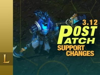 Post Patch : Support Changes feat. impaKt (New Series)