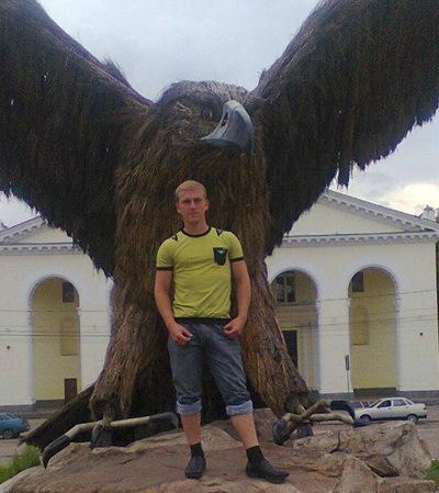 Олександр Вернигора, 22 октября , Нежин, id200920697