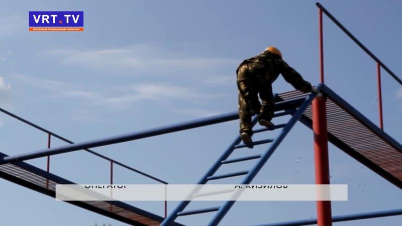 Летние каникулы в полевых условиях. На базе Ногинского Центра МЧС прошли учебно-тренировочные сборы.