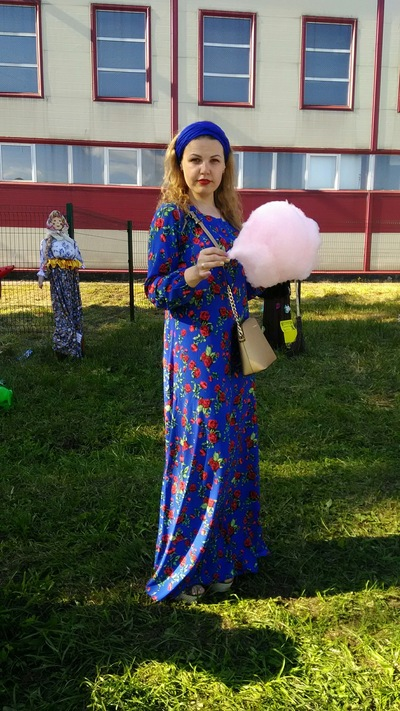 Маша Пармешина