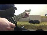 Van Halen jump solo cover