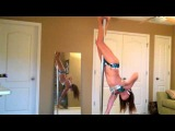 Pole Dancing to Edwin Mccain