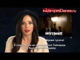 The Vampire Diaries - Rehash: Pictures of You [Русские субтитры]