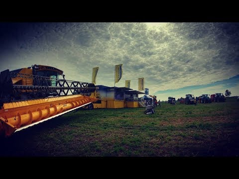 Grass day 2018 with Stokker Agritech[Latvia][Z/S Kadiķi M.A.][Video by Farmer_Ren]
