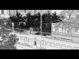 short test background animation