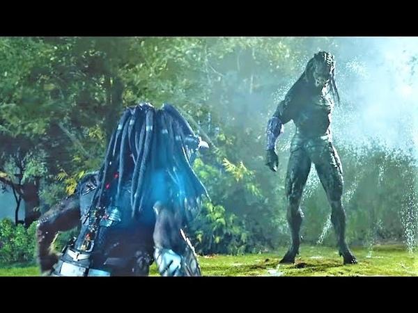 El Depredador - Clip Mega Predator Vs Predator (2018)