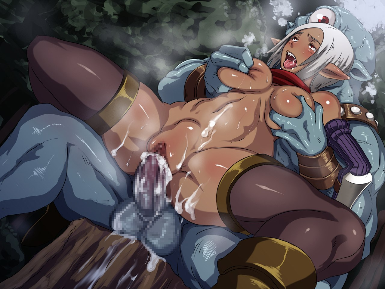 Dark elf hentai videos fucks photos