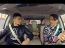 Караоке в машине с MBAND (12.11.2016)