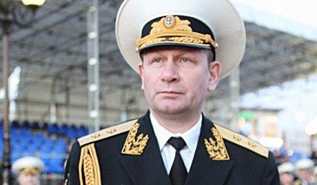 глав ком ВМФ РФ