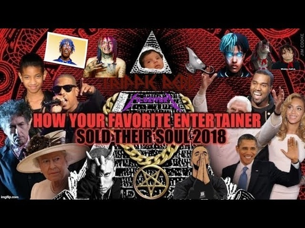 HOW YOUR FAVORITE ENTERTAINER SOLD THEIR SOUL 2018
