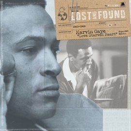 Marvin Gaye альбом Lost & Found: Love Starved Heart - Expanded Edition