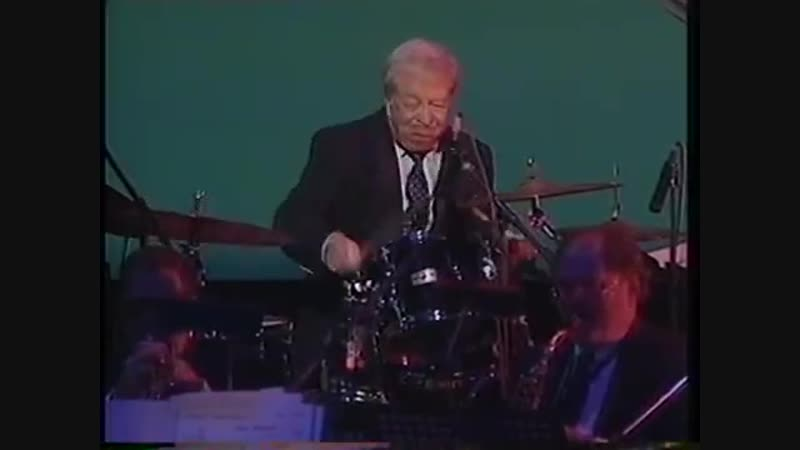 Mel Torme on Drums 1988