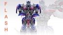 Optimus Prime AOE/TLK Transformers Flash