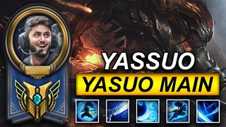 Best of Yassuo - Rank 1 Yasuo World - Best Yasuo Plays 2019
