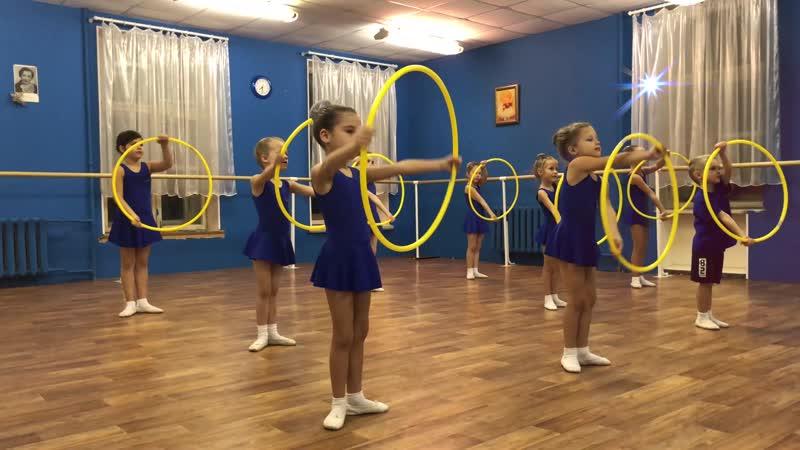 Танцы для детей Орденанс Мы маленькие дети