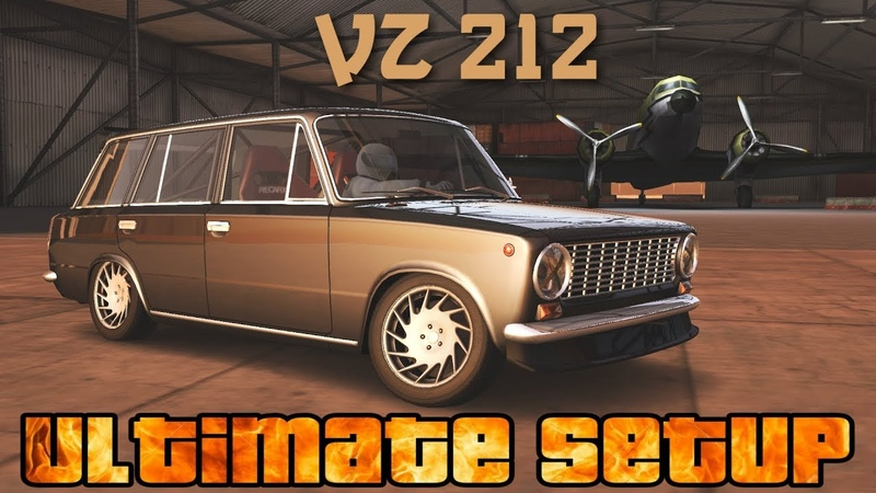 VZ 212 Ultimate Setup Test Drive! (VAZ 2102) | CarX Drift Racing 1.16.0 UPDATE!