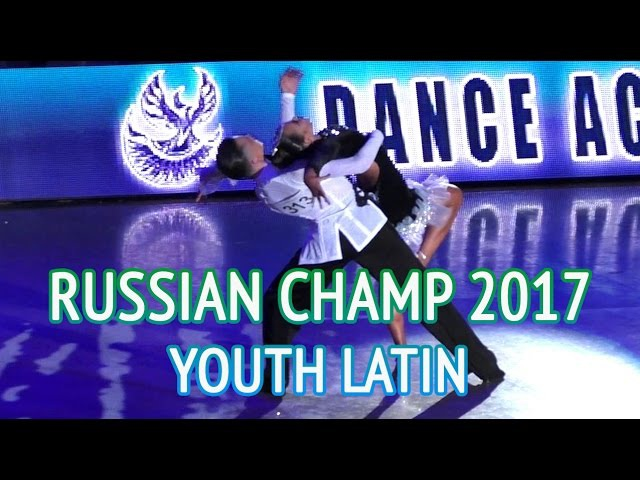 Artem Nasretdinov Elizaveta Semashko | Presentation | Russian Champiomship 2017 Youth Latin