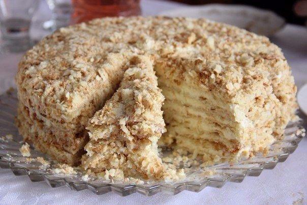 """Торты без выпечки 1. Торт """"Апельсинка"""" Ингредиенты: 700 г сметаны"""