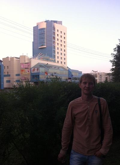Николай Кудашов, 19 августа 1988, Сургут, id166901253