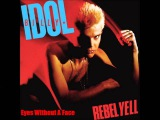 Billy Idol - Rebel Yell (Full Album)