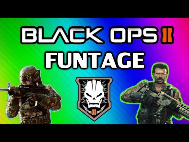 (VanossGaming) Black Ops 2 Funny Moments - Ninja Defuses, Ass Shake, Funny Kills Moments, Gangnam Style, Trolling