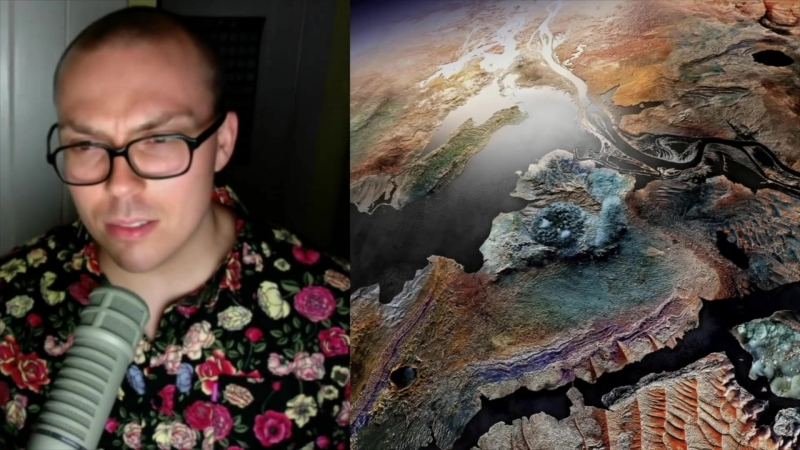 Anthony Fantano talks about Heal by SoapSkin