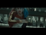 Joan Jett Harley Quinn Do You Wanna Touch me Metal Extreme MONSTER Hard Rock H