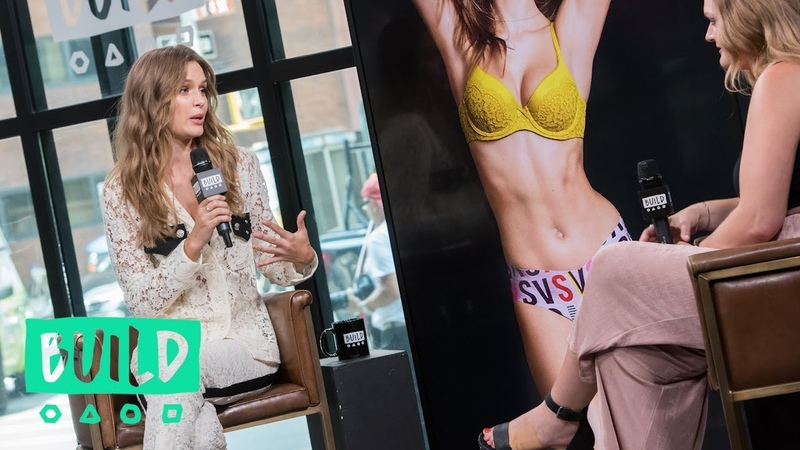 Josephine Skriver Talks About Victorias Secret New Line, Body By Victoria Bra
