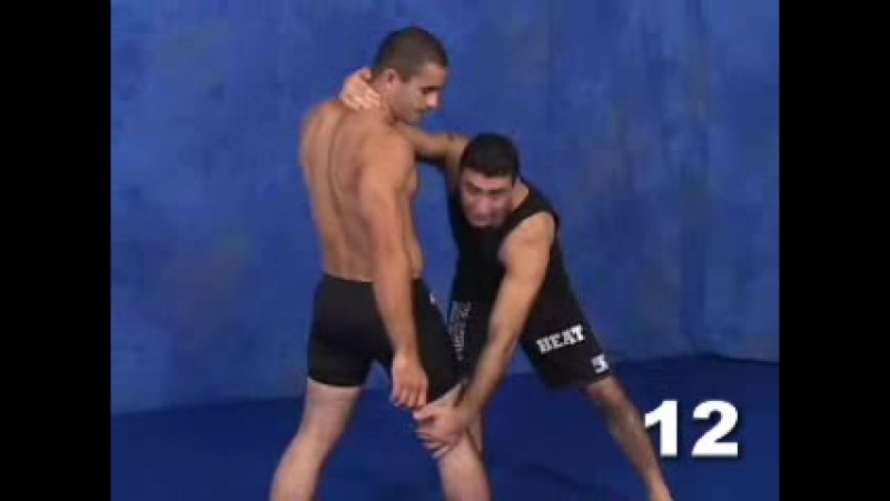 Osoto Gari To Single Leg Pick (Karo Parisyan)