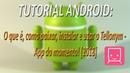 TUTORIAL ANDROID - O que é, como baixar, instalar e usar o Tellonym - App do momento! [2018]