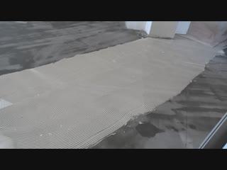 Новая технология укладки плитки 90-90, с применением малярной ленты