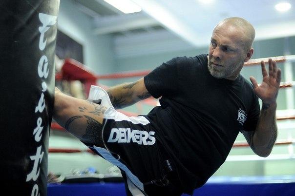 Рамон Деккерс, тайский бокс