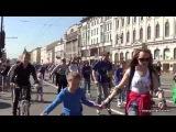 Роллер пробег по центру города 17 мая