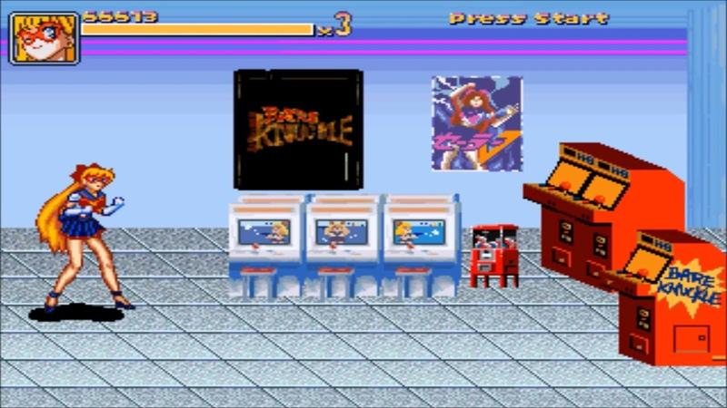 Codename: Sailor V - The Game (NEC PC-8801) - Longplay part 2