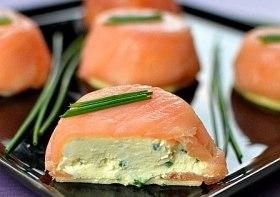 Холодные закуски из рыбы. NdwKAso63bI