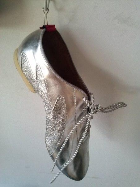 Купить зеленую обувь в украине