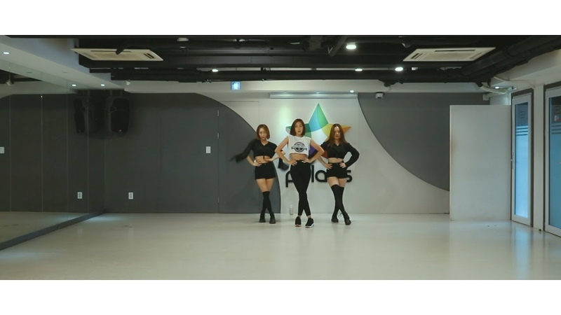 ASHLEY [LADIE'S CODE] - ANSWER [DANCE PRACTICE]
