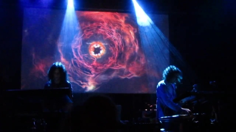Nodens Ictus - Live at The 1865 - Southampton - 1-12-17 - Ed Silas Wynne (Ozric Tentacles)